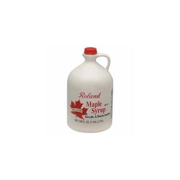 ROLAND 78944 ROLAND SYRUP MAPLE PURE GRADE A - Pack of 4 - 1 GA