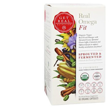 Get Real Nutrition Real Omega Fit