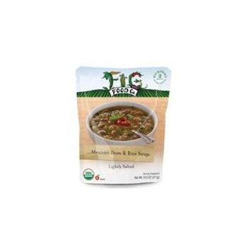 Fig Food Company - Organic Mexican Bean & Rice Soup - 14.5 oz.