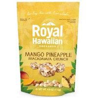 Royal Hawaiian Orchards BG17758 Royal Hawaiian Orchards Fruit Nut Mango PineApple - 6x4OZ