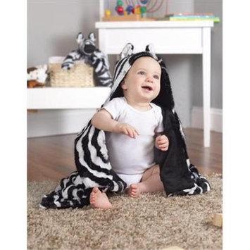Scene Weaver 71361 Zebra Hooded Blanket