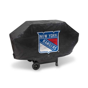 Nhl New York Rangers Deluxe Grill Cover, Multi/None