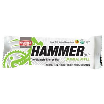 Hammer Nutrition Ultimate Energy Bar - Box of 12 (Oatmeal Apple)