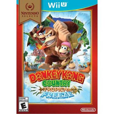 Donkey Kong Country: Tropical Freeze Nintendo Wii U [WIIU]