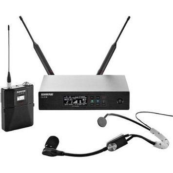 Shure QLX-D Digital Wireless System with SM35 Condenser Headset Microphone Band G50