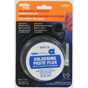 Fry Technologies Cookson Elect Soldering Paste Flux & Brush AM51011