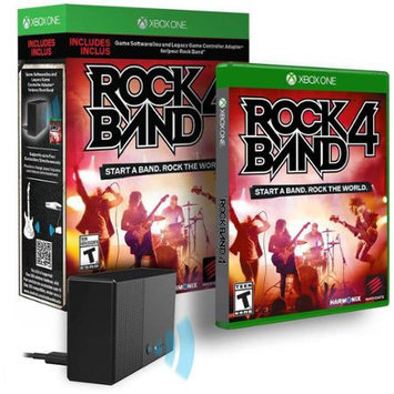 Harmonix Music Systems Rock Band 4 And Legacy Game Controller Adapter - Xbox One