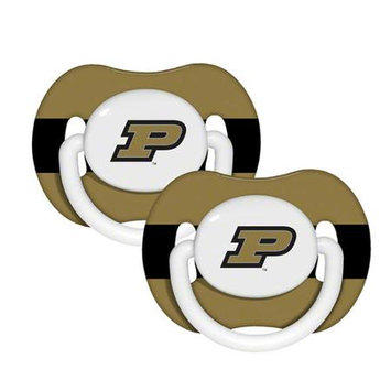 Baby Fanatic Purdue Boilermakers Pacifier 2-Pack