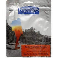 Backpackers Pantry 701188 11oz. Pasta Vegetable Parmagiana - 2 Person