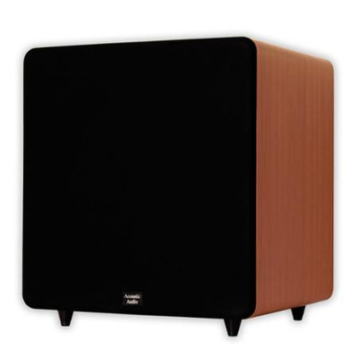 Acoustic Audio Cinema CS-PS15-C 600 Watt 15 Powered Subwoofer Home Theater Sub