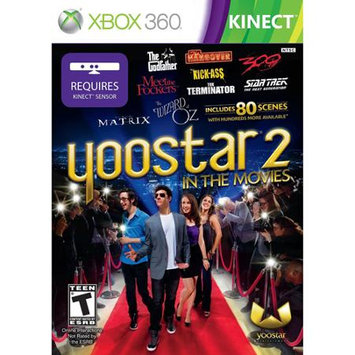 Yoostar Ent. Group Inc. Yoostar 2: In The Movies For Xbox 360