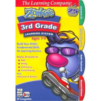 Learning Company 36004 Zoombinis 3rd Grade Learning System