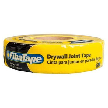 Drywall Joint Tape: FibaTape Adhesives & Fillers 500 ft. Yellow Self-Adhesive Drywall Joint Tape FDW8251-U