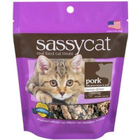Herbsmith Sassy Cat Freeze Dried Pork Cat Treats 1.25 oz.