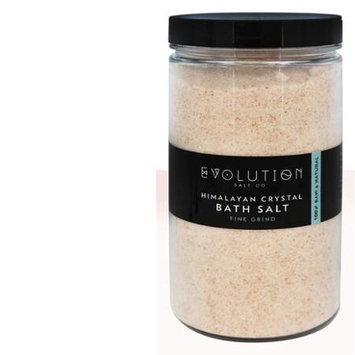 Evolution Salt HIMALAYAN BATH SALT, FINE