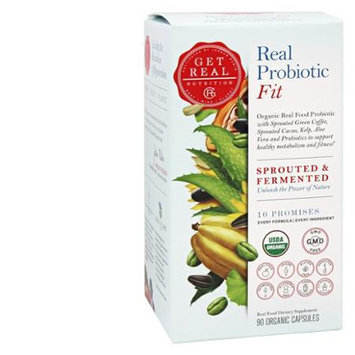 Get Real Nutrition Real Probiotic Fit
