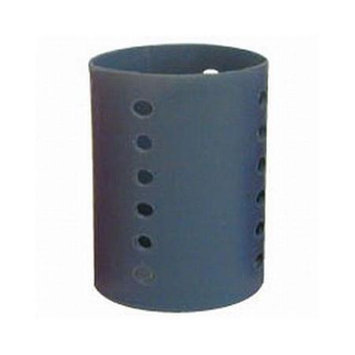 Burmax Soft 'N Style Jumbo Magnetic Rollers 2 Grey (12 Per Bag) (Pack of 3)
