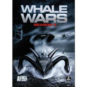 Gaiam International Gaiam Americas Whale Wars-season 3 [dvd/3 Disc]