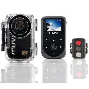 Veho MUVI HD NPNG Handsfree Camcorder Special Edition Bundle