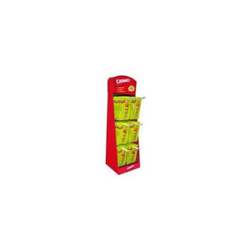 Lil Drugstore Products LIL DRUG STORE PRODUCTS 7-92554-00314-8 Carmex 6 Peg Display 48 Pieces
