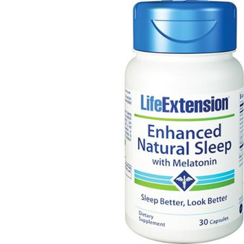 Life Extension Enhanced Natural Sleep with Melatonin