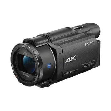 Sony - Handycam Ax53 4k Flash Memory Camcorder - Black