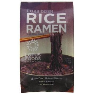 Lotus Foods - Rice Ramen with Miso Soup Forbidden - 2.8 oz.