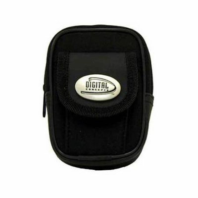 Digital Concepts Sakar Ultra-Compact Digital Camera Deluxe Carrying Case - MX40