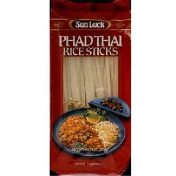 Sun Luck BG18649 Sun Luck Pad Thai Rice Stcks - 6x13. 2OZ
