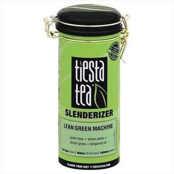 Tiesta Tea Company Tiesta Tea 97465 Loose Leaf Tea, Lean Green Machine, 4 Oz Tin