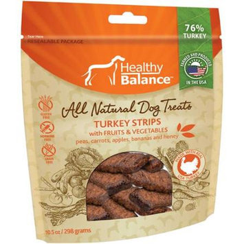 Kettle Creek Farms Healthy Balance Turkey Strips With Fruits & Veggies