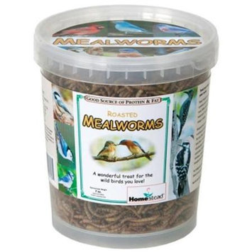 Homestead Dried Meal Worms 7oz (4707)