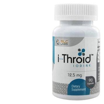 RLC Labs - I-Throid Iodine Dietary Supplement - 90 Capsules