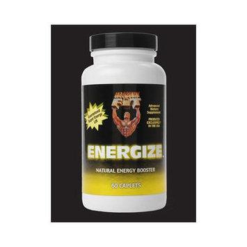 Healthy N Fit Healthy 'N Fit Energize Energy Booster 60 capsules