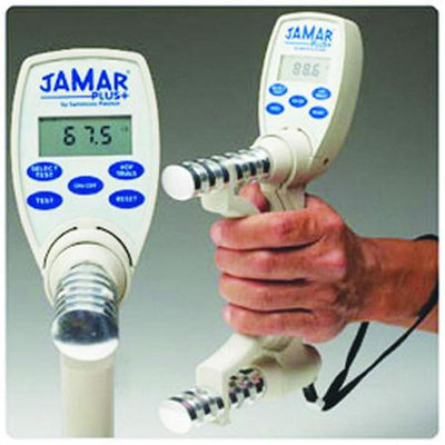 Fabrication Enterprises 12-0604 Jamar Hand Dynamometer 200 lbs. Capacity