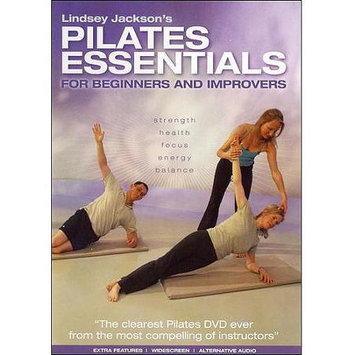 Music Video Distributors, Inc. Lindsey Jackson's: Pilates Essentials (new)
