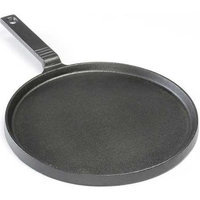 Charcoal Companion Grill Tools Cast Iron Comal Pan CC1997