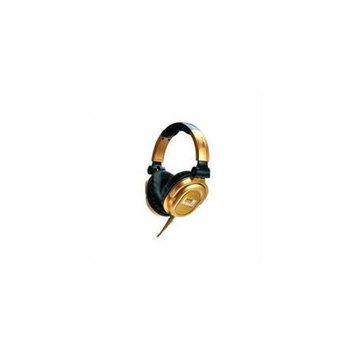 iDance FDJ500 F Me I'm Serious Headphones - Gold / Black