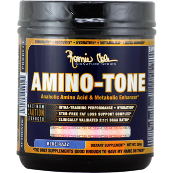 Ronnie Coleman Signature Series Amino-Tone Blue Razz 390 g
