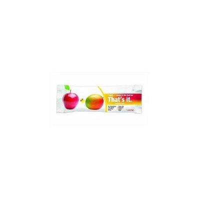 That's It. That's It Fruit Bar Apple & Mango 1.2 oz - Vegan
