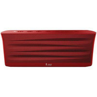 Jwin Electronics Corporation Jwin ISP233RED Mobiout Stereo Bt Speaker Dock Rechargeable Splash-resistant