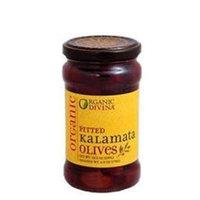 Divina Kalamata Olives 6. 7-Ounce -Pack of 6