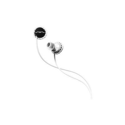 Sol Republic - Relays Sport Mfi Earbud Headphones - Black/white