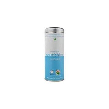 Nourish Tea Organic Peppermint Herbal Tea Minty Igloo - 45 g