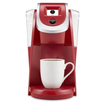 KEUK250RED Keurig K250 Coffee Maker, Imperial Red (New Packaging)