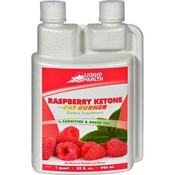 Liquid Health - Raspberry Ketone Fat Burner Raspberry - 32 oz.