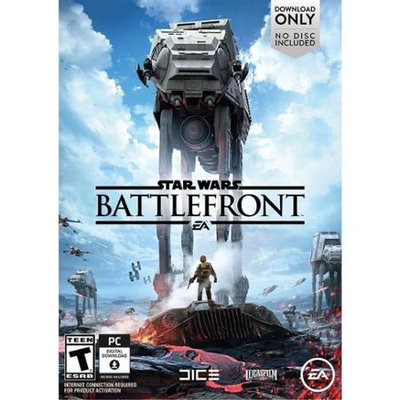 Star Wars Battlefront PC (French) by PC