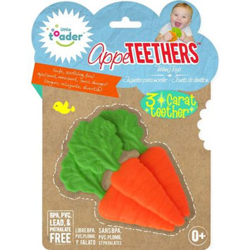 Little Toader AppeTEETHERS Teether Teething Toy - 3 Carat Teether