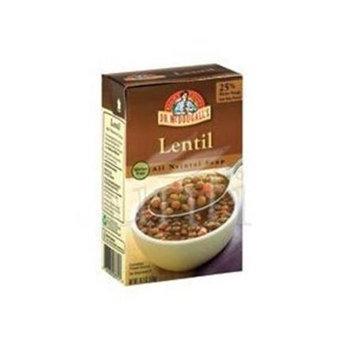 Dr. McDougall's Organic All Natural Soup French Lentil 17.6 fl oz