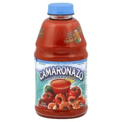 Camaronazo Tom Shrimp Cocktail (12x32OZ )